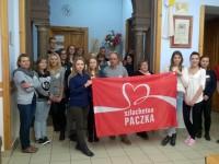 Wolontariusze z Lopuszna, Malogoszcza i Slupi Koneckiej
